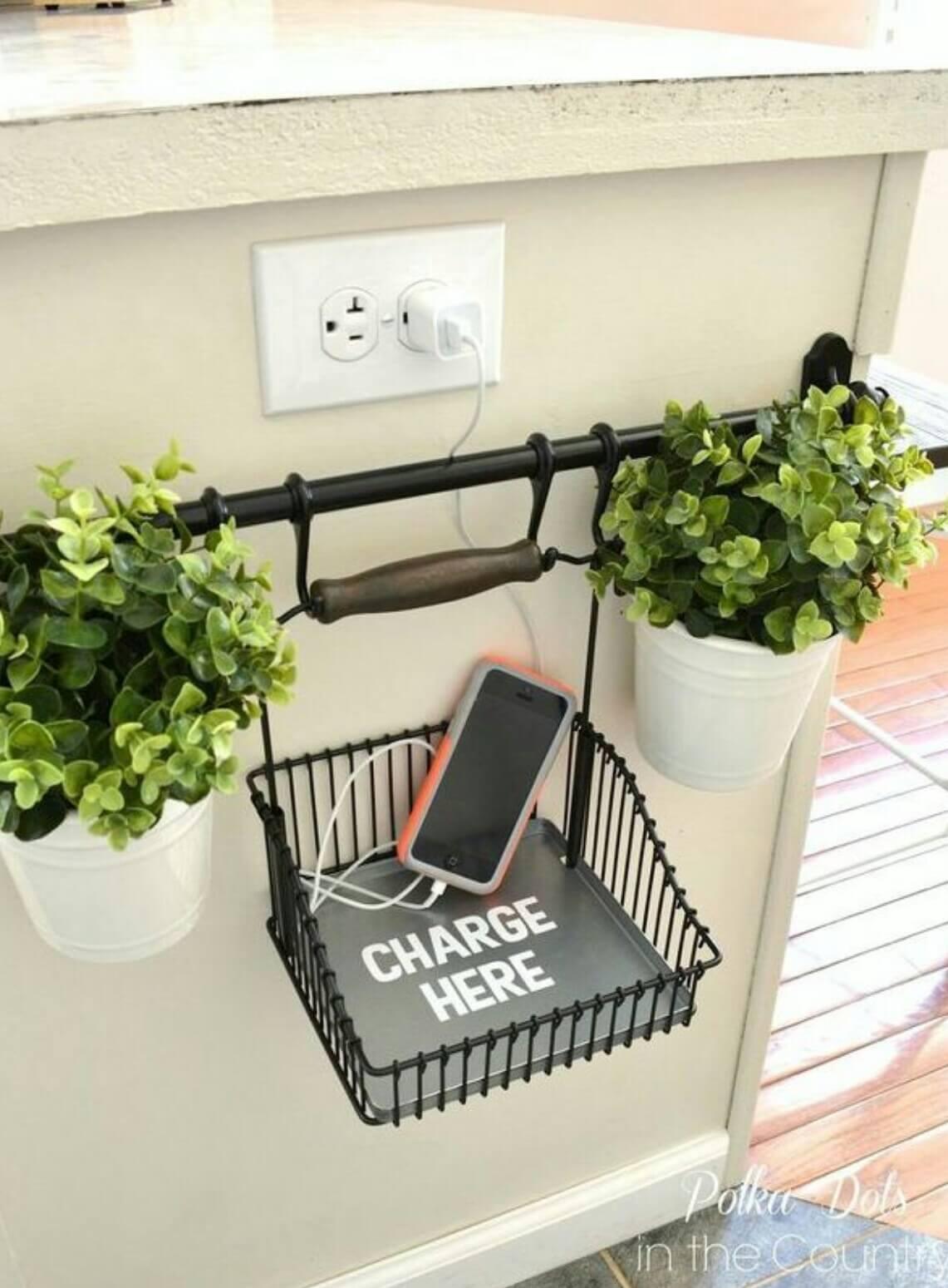Breath of Fresh Air Charging Station