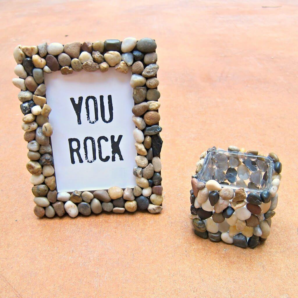 Rock On Pebbled Vanity Accessories