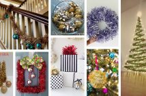 Tinsel Decor
