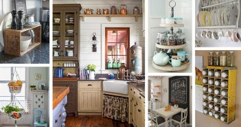 34 Vintage Kitchen Design And Decor Ideas That Stand The Test Of Time