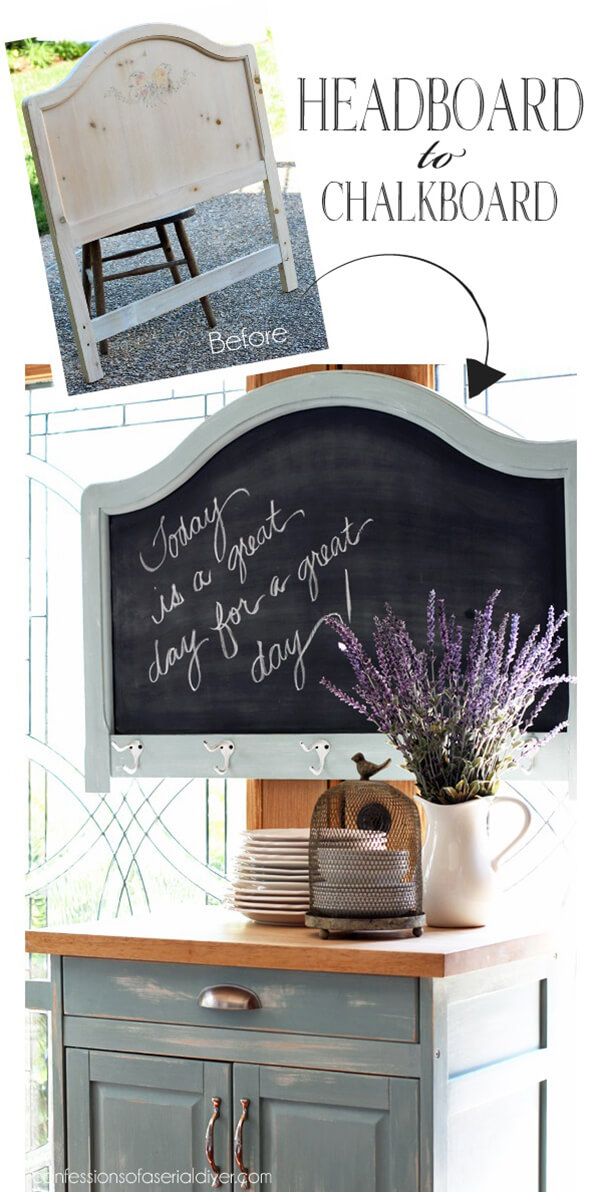 Decorative Chalkboard That Enhances Any Room