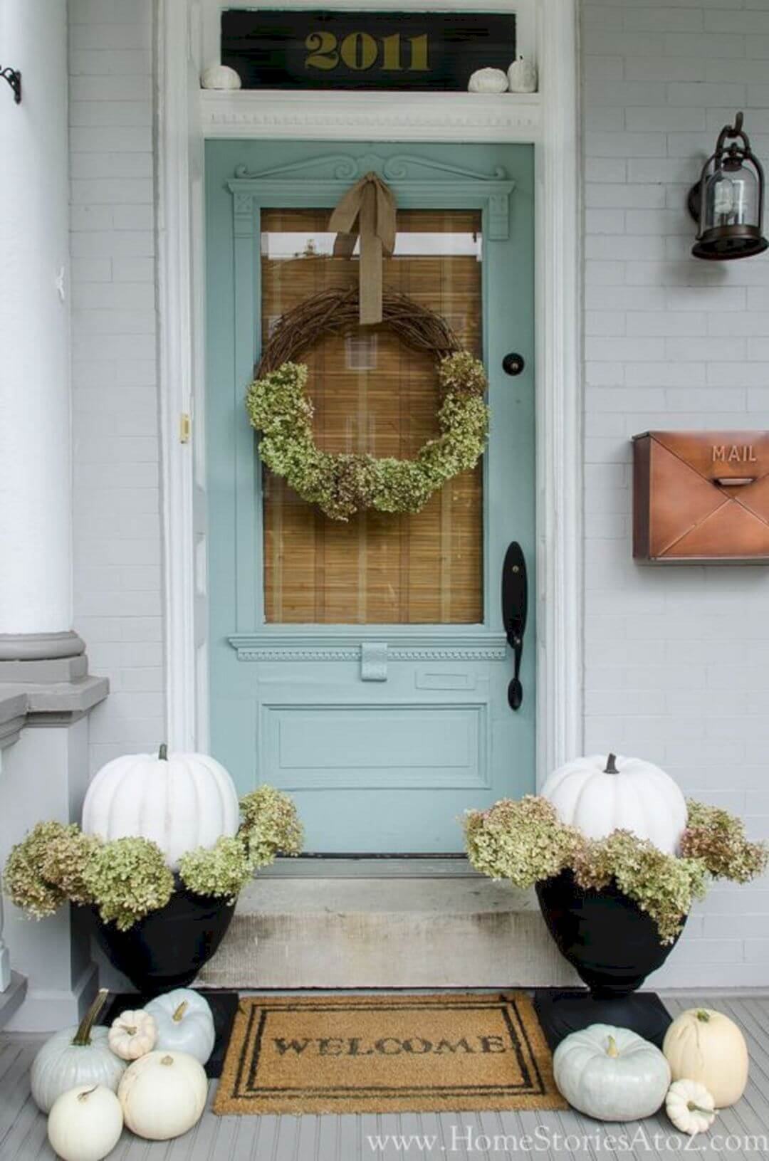 title | Fall Themed Front Door Modern Decor