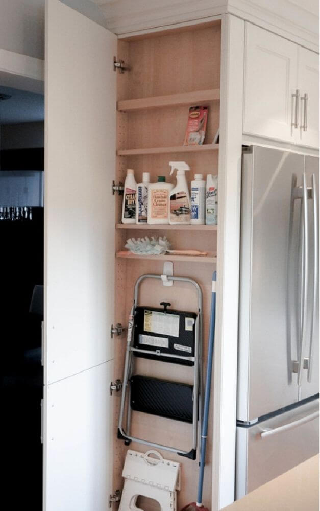 40 best space saving ideas and projects for 2019 - Space saving closet ideas ...