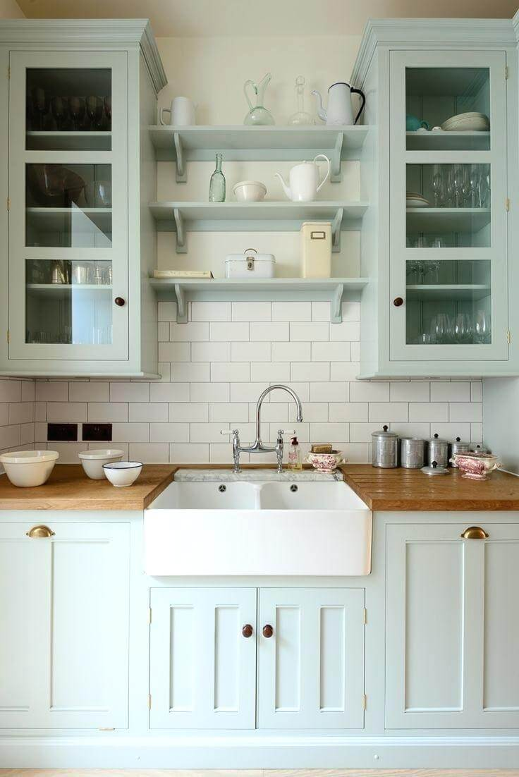 what with cupboards to look advice buying glass cabinets cupboard your neutral when for fronted units guide kitchen