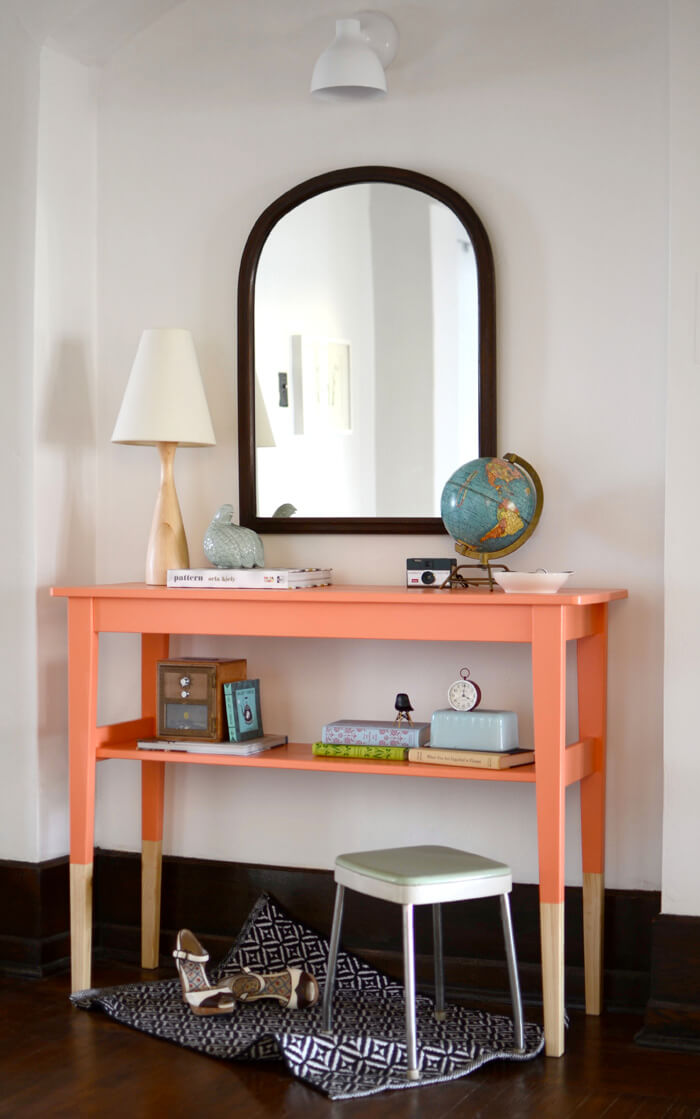 Create a Statement Side Table