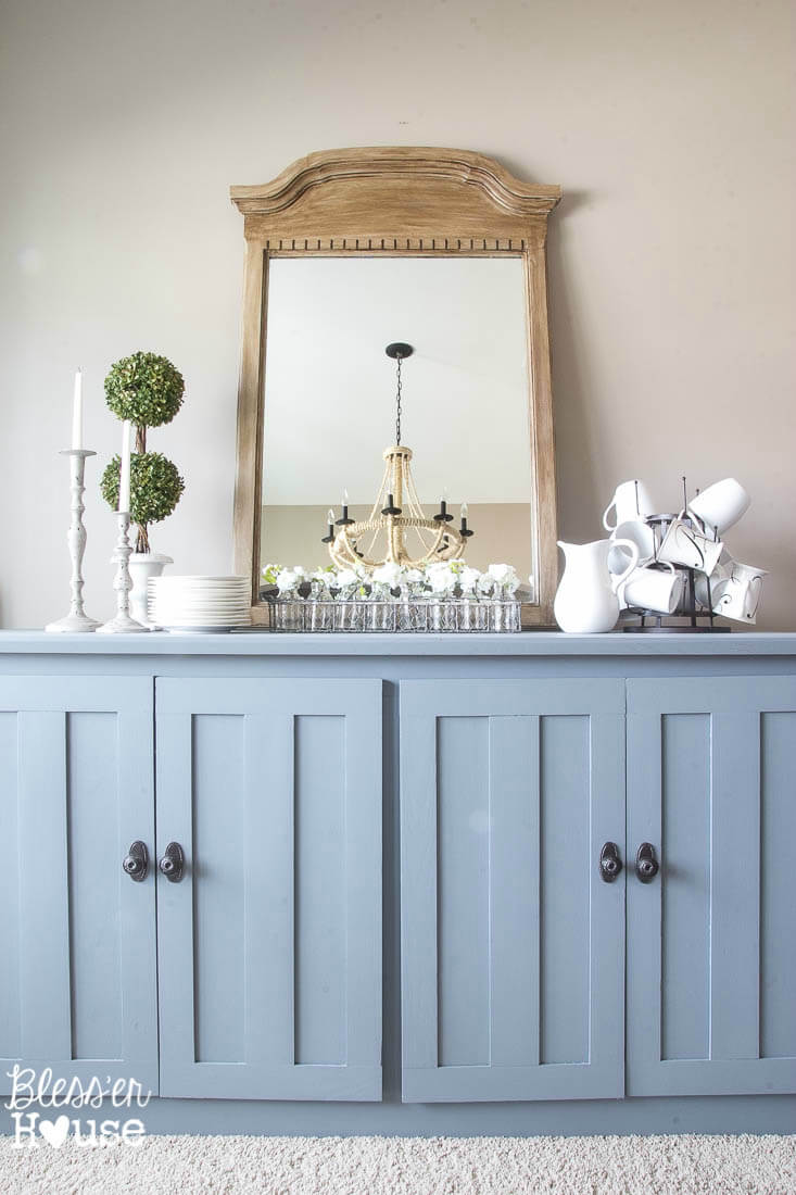 Breath of Fresh Air Sideboard Project