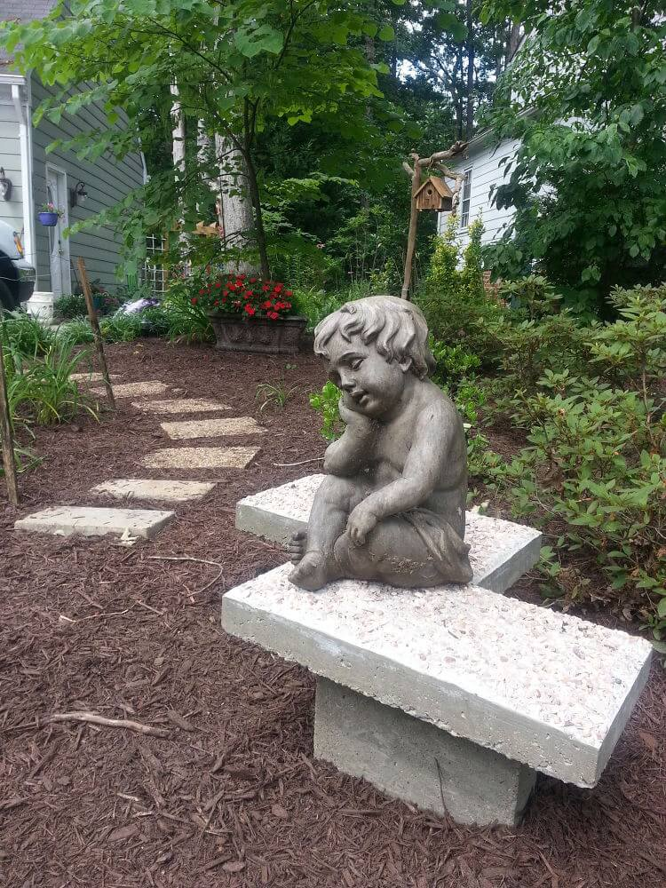 Awesome 32 Best Diy Backyard Concrete Projects And Ideas For 2019 Spiritservingveterans Wood Chair Design Ideas Spiritservingveteransorg