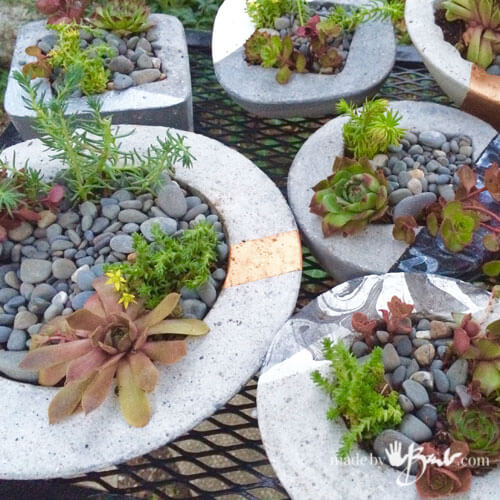 Top 32 Diy Fun Landscaping Ideas For Your Dream Backyard: 32 Best DIY Backyard Concrete Projects And Ideas For 2019