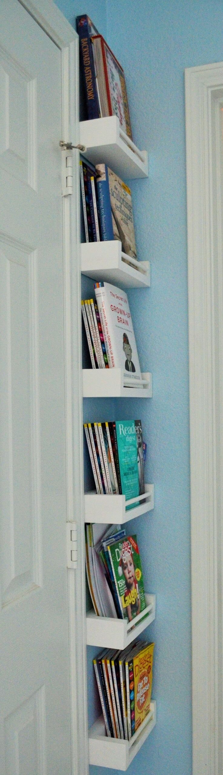 The Old Fashioned Magazine Rack Revolutionized