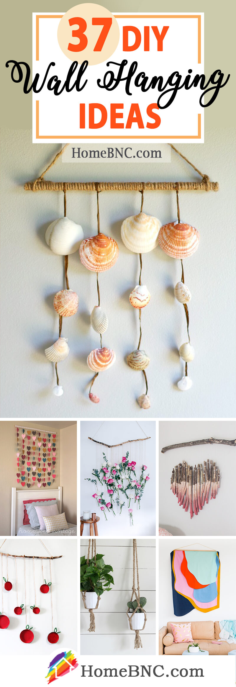 DIY Wall Hanging Decorations