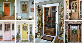 Farmhouse Front Door Designs