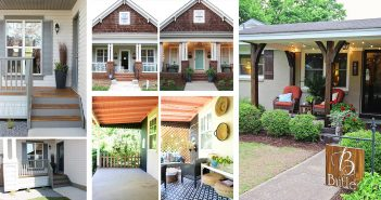 Porch Remodeling Ideas