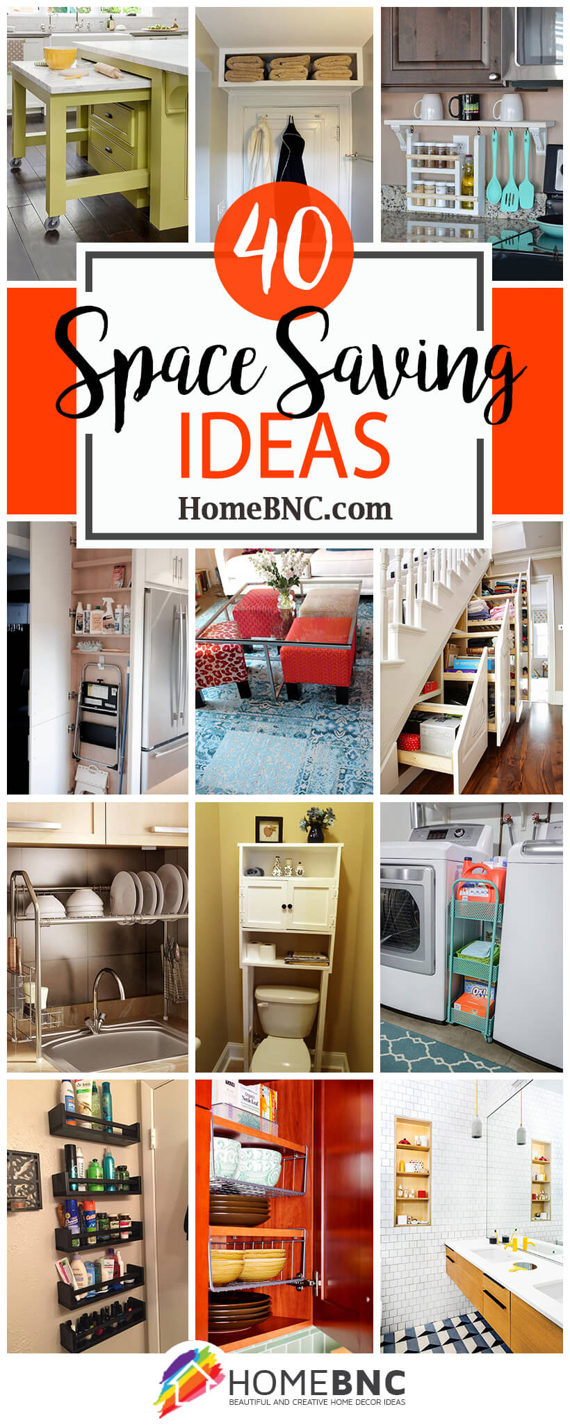 40 Best Space Saving Ideas And Projects For 2021