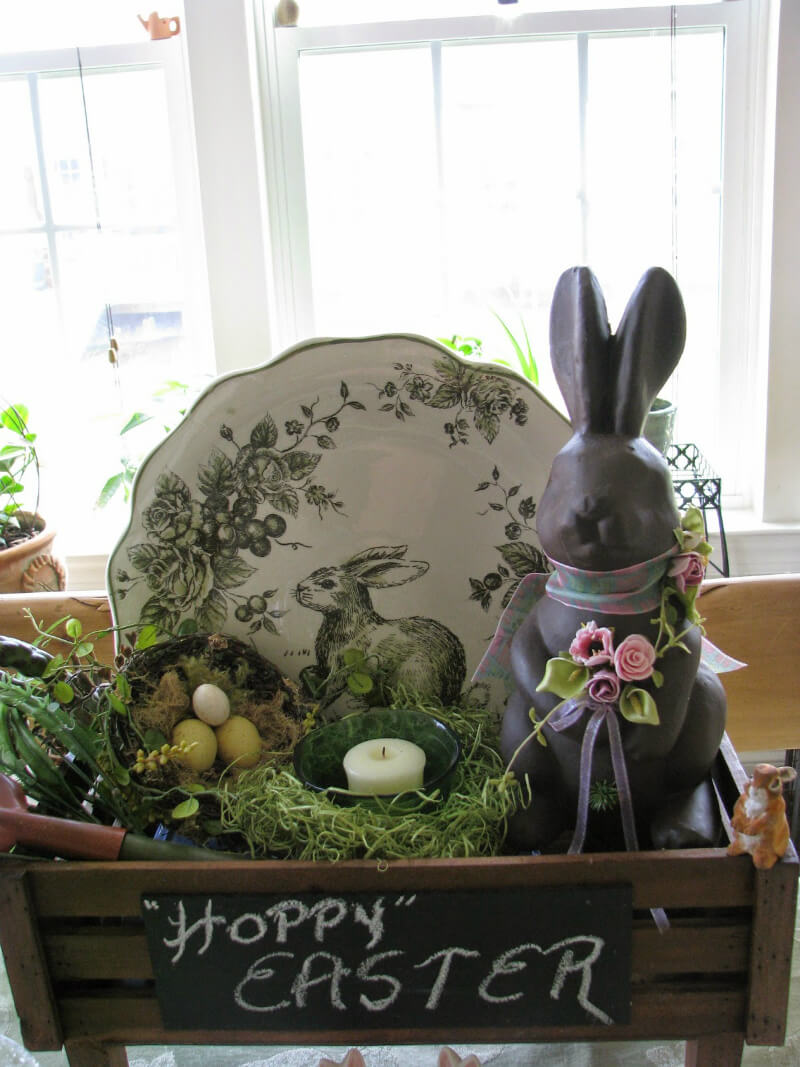 34 Best Rustic Easter Decoration Ideas and Designs for 2020