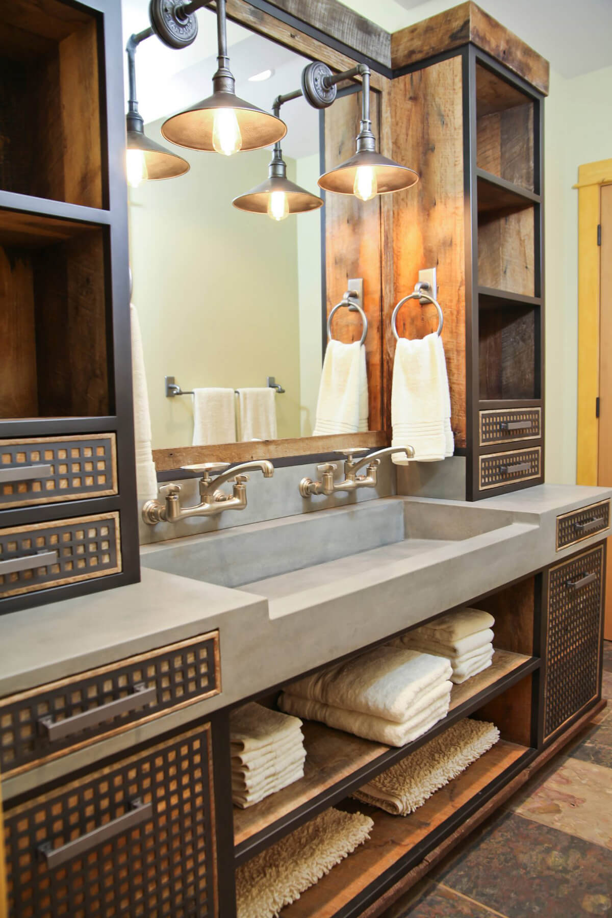 25+ Best Bathroom Sink Ideas and Designs for 2020