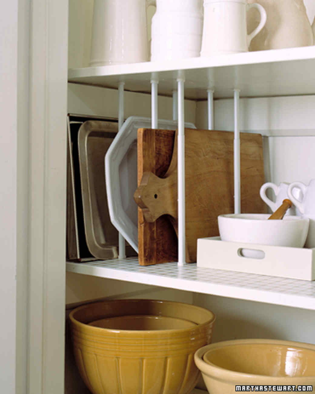 Plate Racks for Cutting Boards