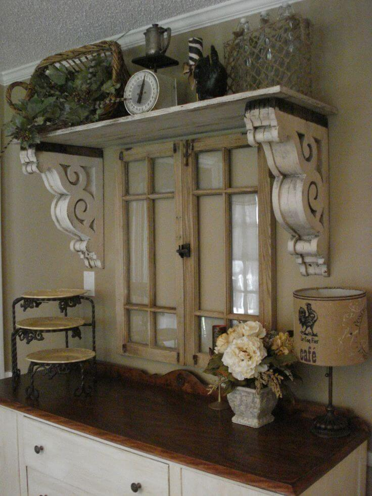 37 Best Corbel Decoration Ideas And Designs For 2020