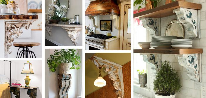 Corbel Decor Ideas