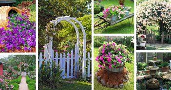 Cottage Style Garden Designs