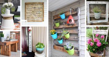 DIY Porch and Patio Decorations