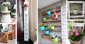 DIY Porch and Patio Decorations