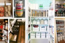 Projects for Pantry Organization