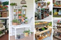 Potting Benches