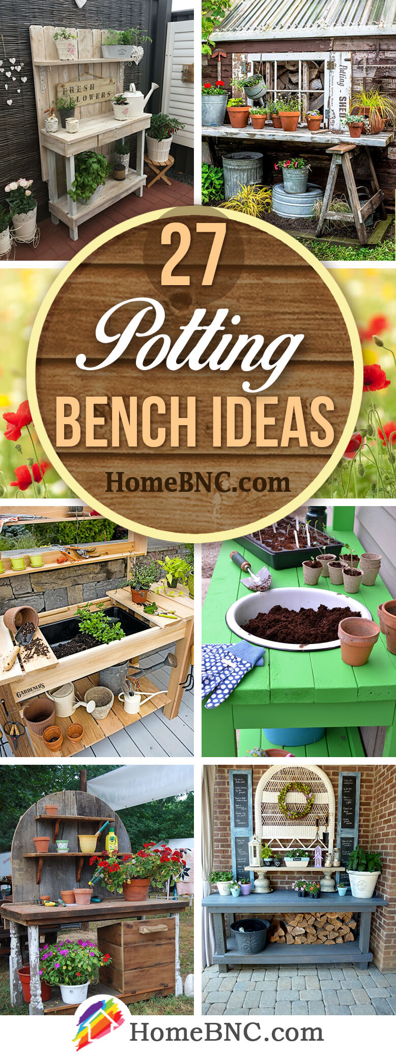 bench sink and seedlings loaded garden com dry potting buy soil cedar table gardeners covered with supplies up