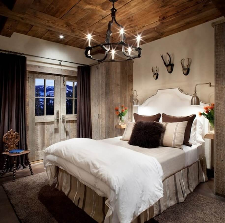 Room Decor Bedroom Decor Und: 26 Best Rustic Bedroom Decor Ideas And Designs For 2019