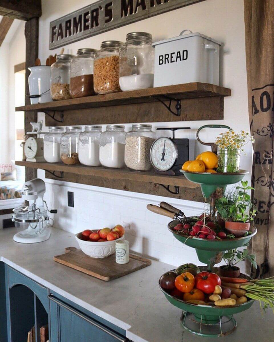23 Best Cottage Kitchen Decorating Ideas And Designs For 2019: 27 Best Country Cottage Style Kitchen Decor Ideas And