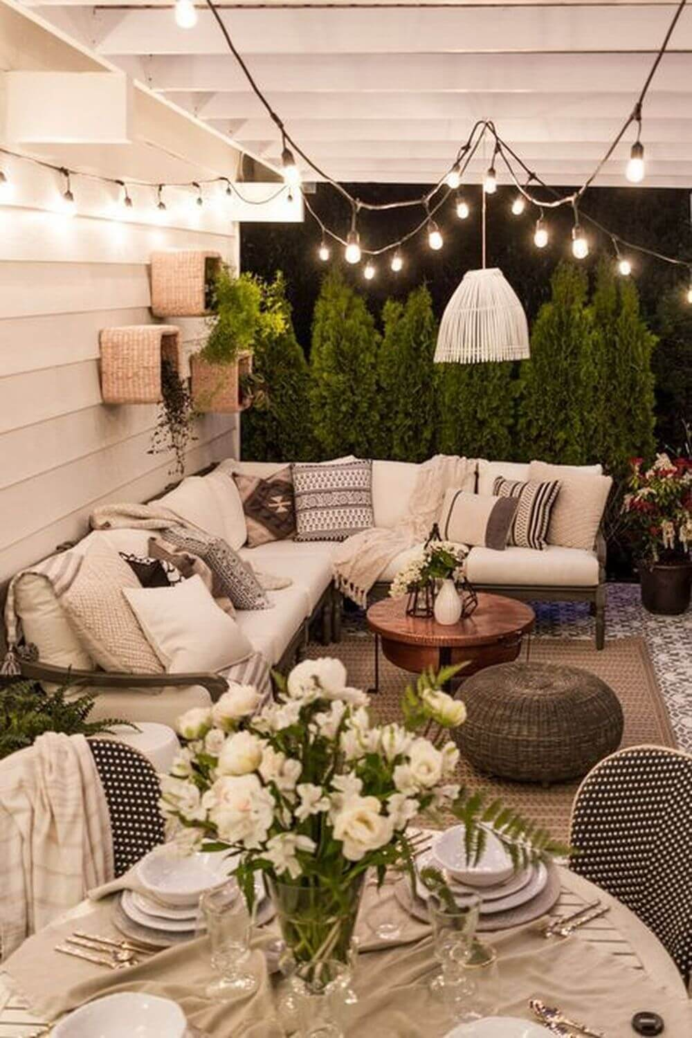 33 Best Outdoor Living Space Ideas and Designs for 2020 on Premium Outdoor Living id=91335