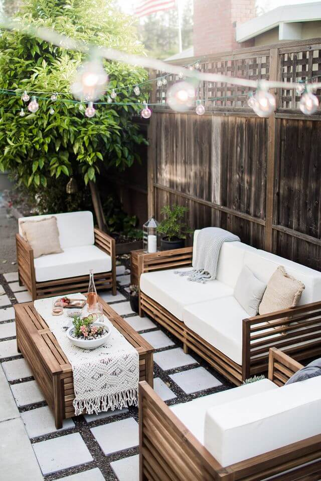 33 Best Outdoor Living Space Ideas and Designs for 2020 on Premium Outdoor Living id=40127