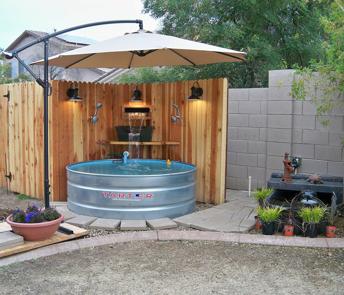 Your Own Private Pool on a Budget