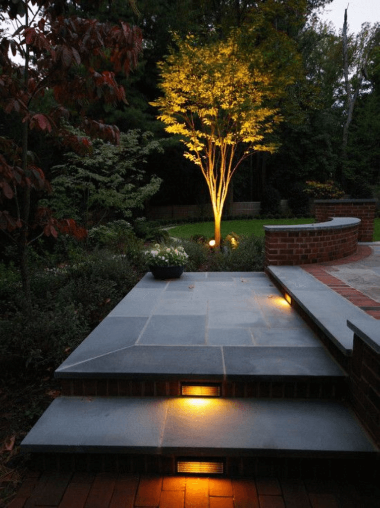 Landscape Lighting Ideas Part - 45: Landscape Lighting Ideas For Stairs