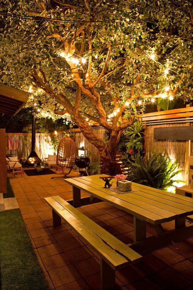 20 Best Backyard Lighting Ideas And Designs For 2018 Homebnc
