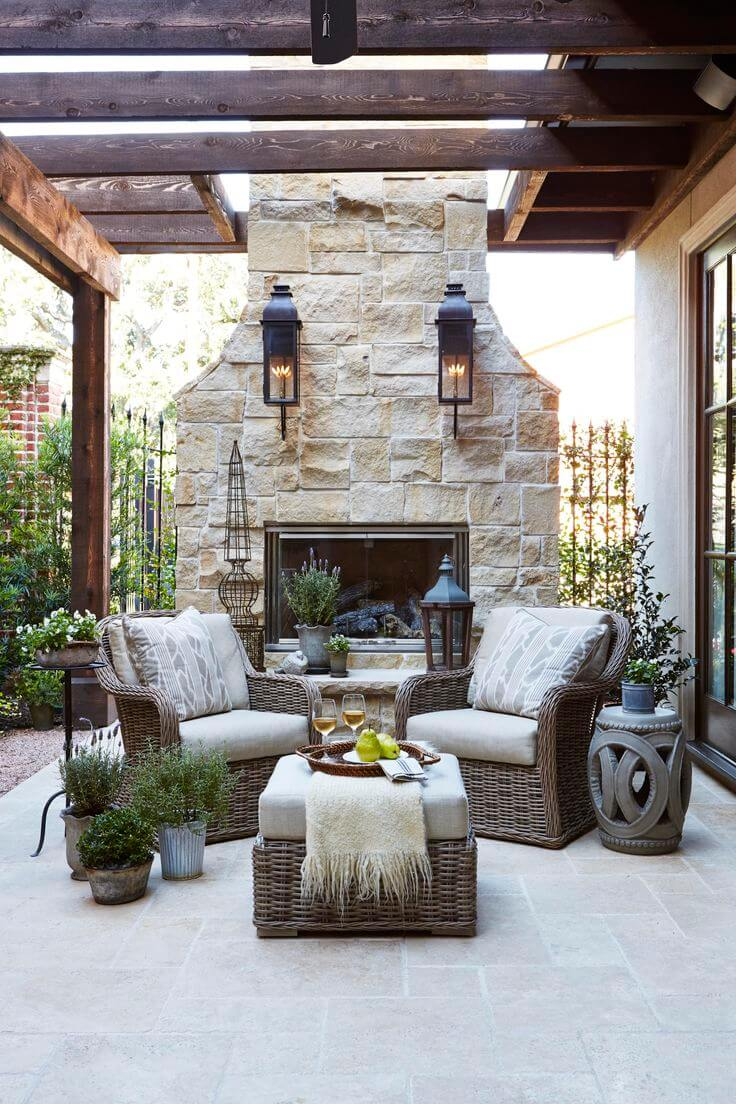 33 Best Outdoor Living Space Ideas and Designs for 2020 on Premium Outdoor Living id=27482