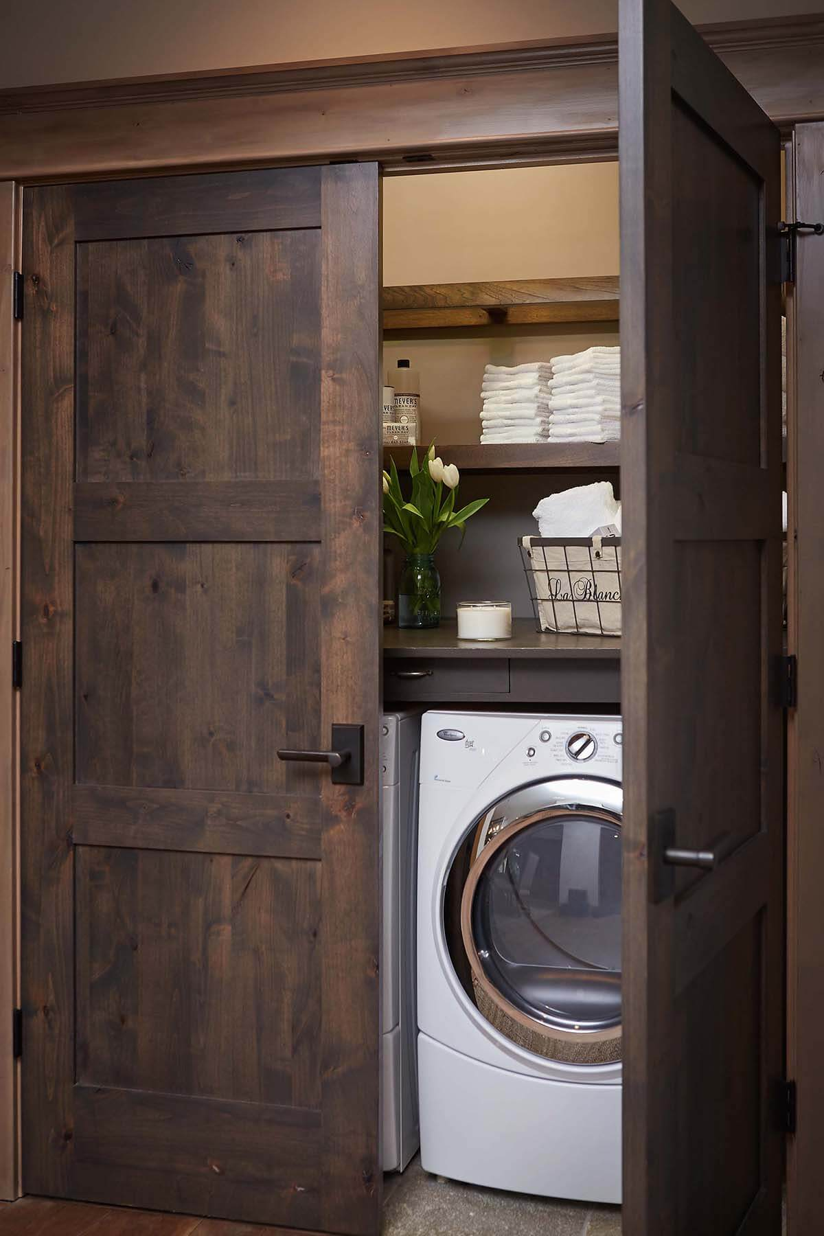 Keep Your Washer and Dryer Under Wraps