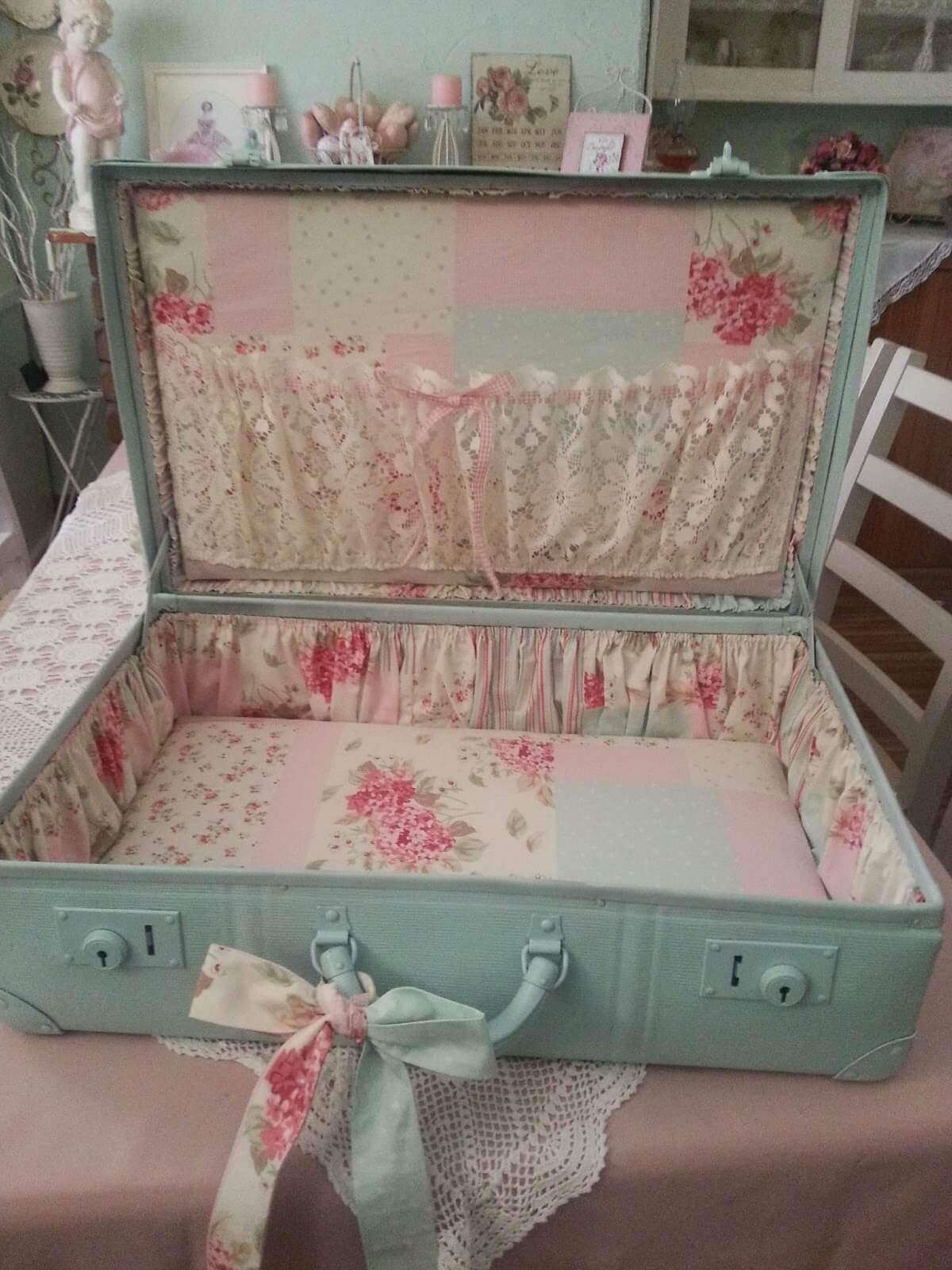 23 Best DIY Shabby Chic Furniture Ideas and Designs for 2020