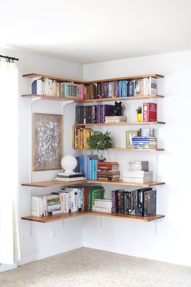 Beautiful Shelf to Display Your Books