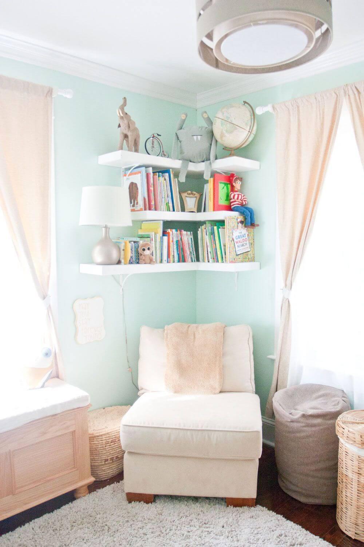 38 Best Corner Storage Ideas And