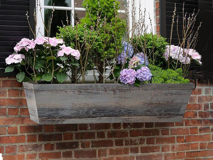 26 best window box planter ideas and designs for 2018 for Where to buy house windows