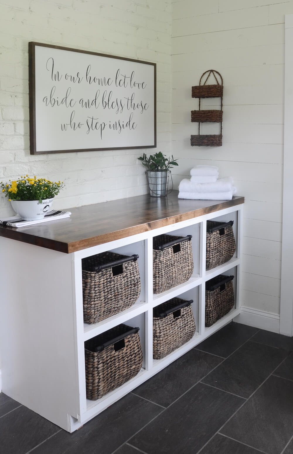 60 Best Farmhouse Laundry Room Decor Ideas And Designs For 2020
