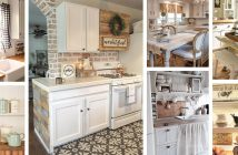 Cottage Style Kitchen Designs