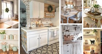 27 Country Cottage Style Kitchen Decor Ideas To Make You Fall In Love With  Your Kitchen Again