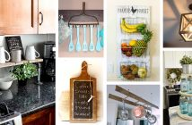 DIY Farmhouse Kitchen Projects