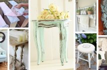 DIY Shabby Chic Furniture Projects