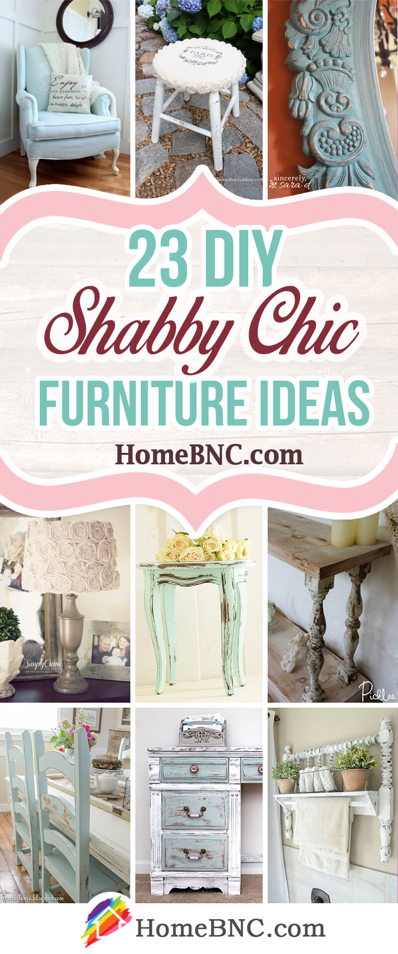 23 DIY Shabby Chic Furniture Ideas To Quickly And Stylishly Upgrade Your  Interior