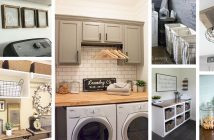 Farmhouse Laundry Room Designs