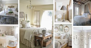 30 french country bedroom design and decor ideas for a unique and relaxing space - Home Design And Decor Ideas