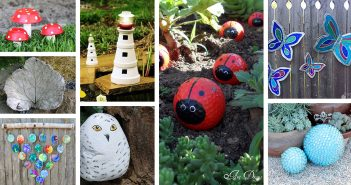 DIY Garden Art Ideas
